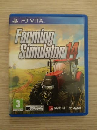 Farming Simulator 14 para la PsVita