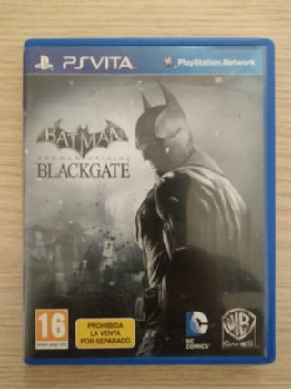 Batman Blackgate para la PsVita