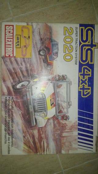 Scalextric sts 2020