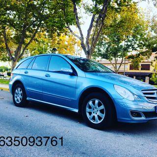 Mercedes-Benz Clase R 2007 4MATIC 320