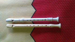 2 flautas dulces