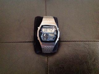 Reloj citizen cronograph dual time