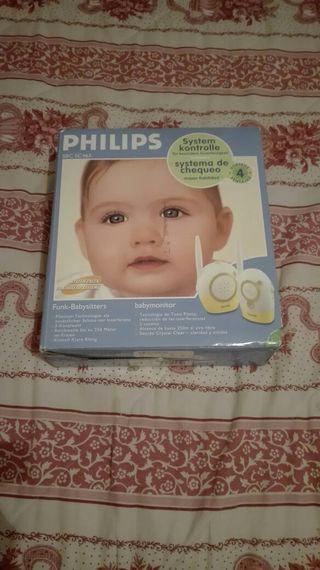 baby monitor, philips