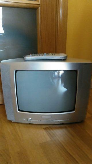 Televisión 16 pulgadas.