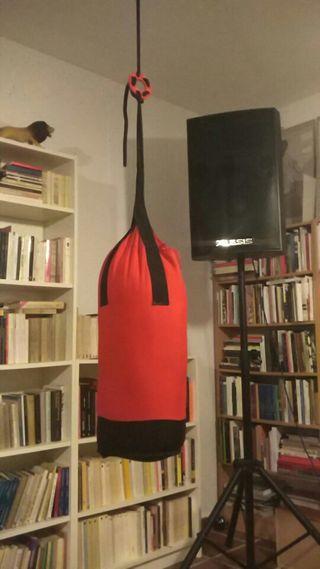 saco boxeo juguete