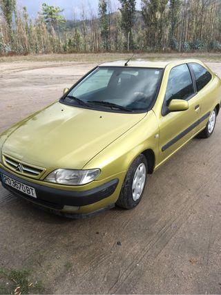 Vendo o cambio por coche gasolina que me interese Citroen Xsara 2000 1.9td negociable coche