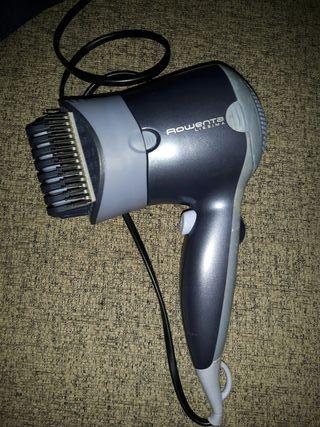 Secador de pelo y alisador