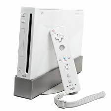 Wii con disco duro para juegos
