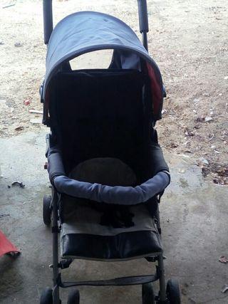 carrito para niños