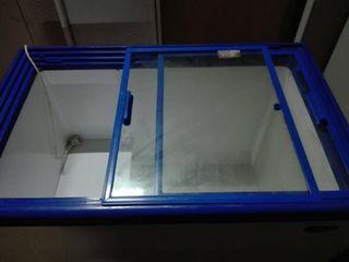 Arcon congelador helados