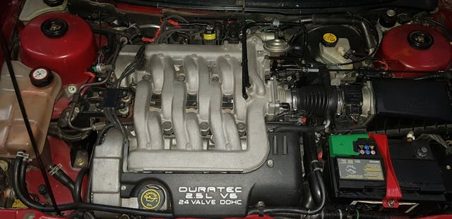 DESPIECE FORD MONDEO V6 RS24v MK2