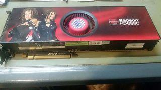 tarjeta grafica AMD Radeon HD6990