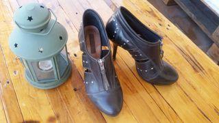 Zapatos tacones talla 38