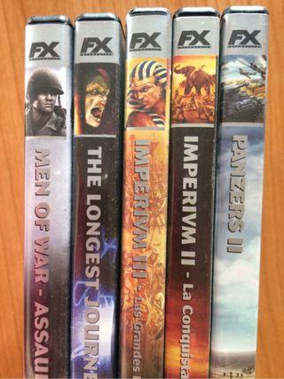Juegos PC pack