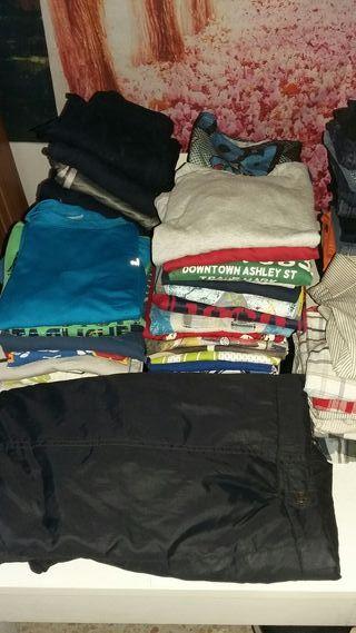 lote ropa t7 t8 t9 t10 NIÑO