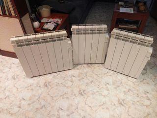 4 Radiadores eléctricos