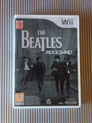 Juego The Beatles Wii