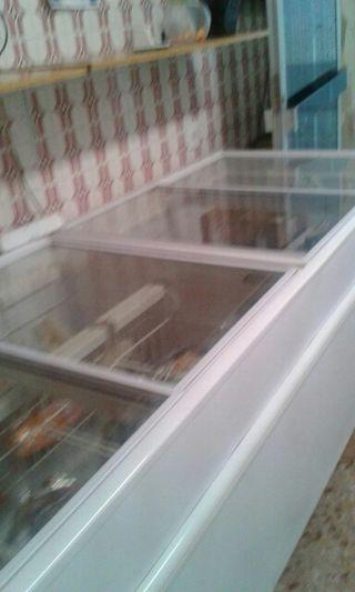Isla frigorífica
