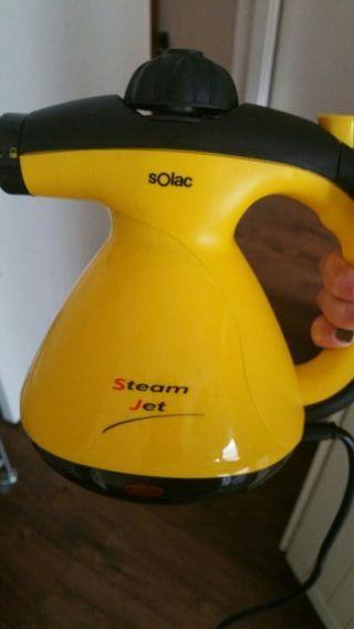 Limpiador a vapor solác
