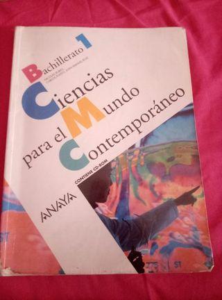 libro ciencias