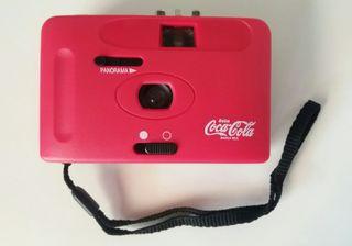 Cámara de fotos Coca-Cola Nueva