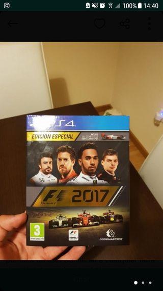 juego formula 1 2017