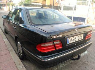 mercedes-benz Clase E 320 CDI 2001
