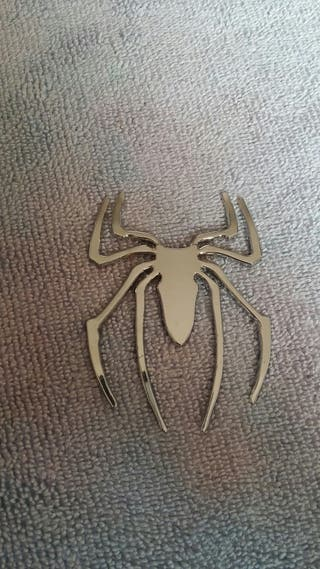NUEVO. Emblema Spiderman