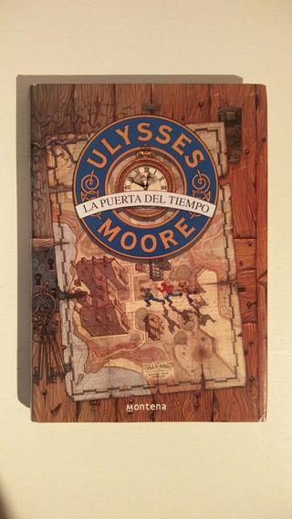 """libro Ulysses More """"La puerta del tiempo"""""""