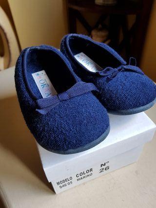 zapatillas casa infantiles