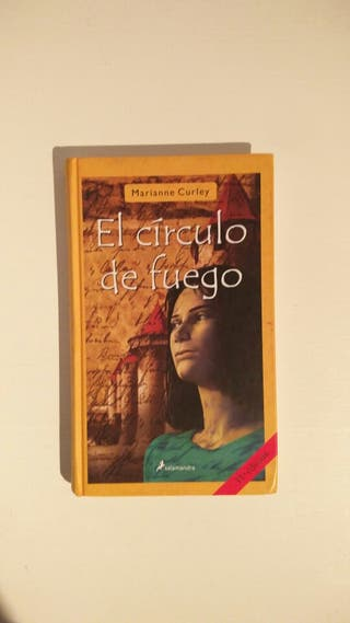 """Libro infantil """"El círculo de fuego"""""""