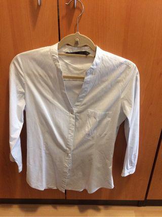 f6f49c4f6 camisa zara mujer de segunda mano por 15 en madrid