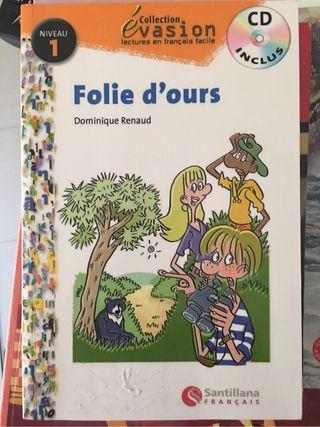 Libro infantil en frances