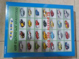 2 puzzle nuevos seat 600