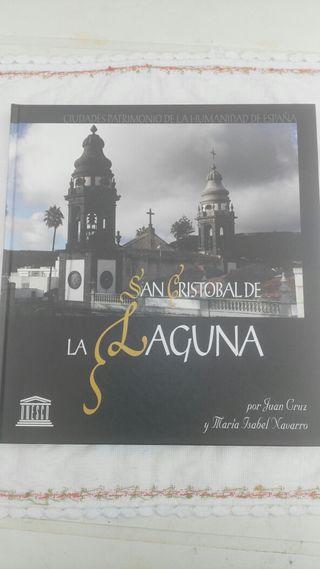 Libro San Cristóbal de La Laguna