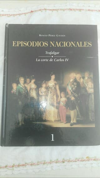 Libro Trafalgar La Corte de Carlos IV
