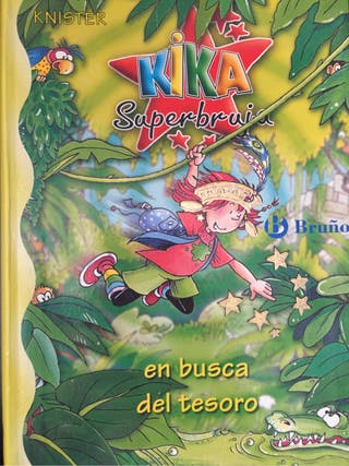 Libros Kika Superbruja