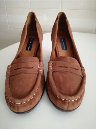 Zapatos tommy t.36