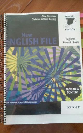 Libro Ingles EOI Basico 1