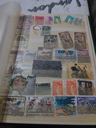 sellos centimos