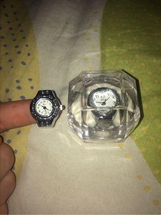 2x Reloj/ Anillo
