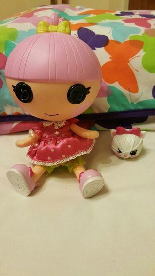 lala loopsy muñeca