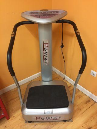 Maquina vibratoria ejercicio