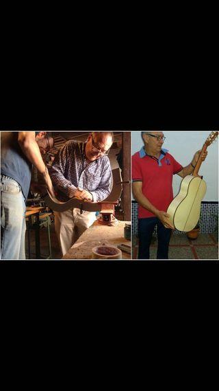 """GUITARRAS ARTESANAS """"Antonio R. E Hijo"""""""