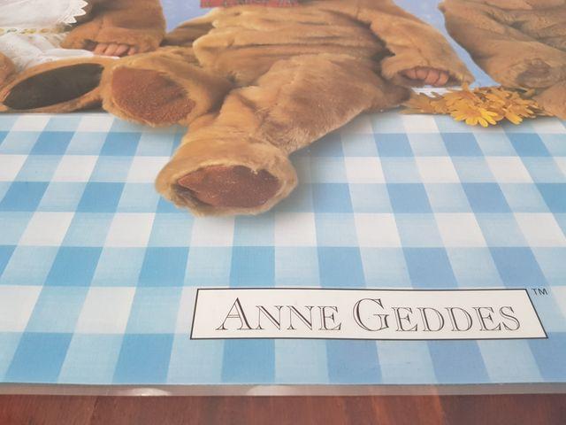 PÓSTER ANNE GEDDES BEBÉS DECORACIÓN PARED