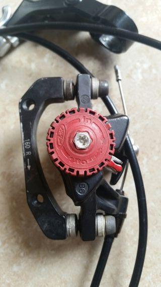 frenos de disco bicicleta