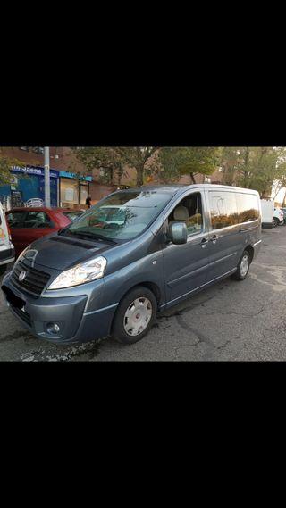 Fiat Scudo 2.0 MJT 130CV 2013 Family largo