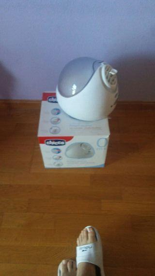 humidificador caliente