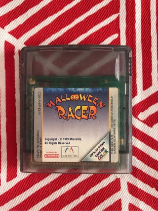 Hallowen Racer GameBoy Color