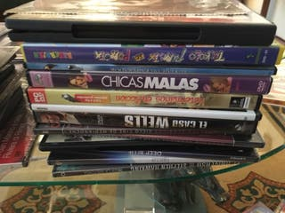 40 peliculas dvd